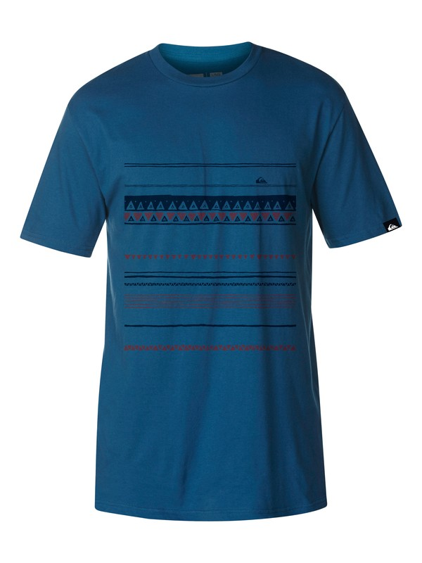 0 Ring Leader Slim Fit T-Shirt  AQYZT03034 Quiksilver