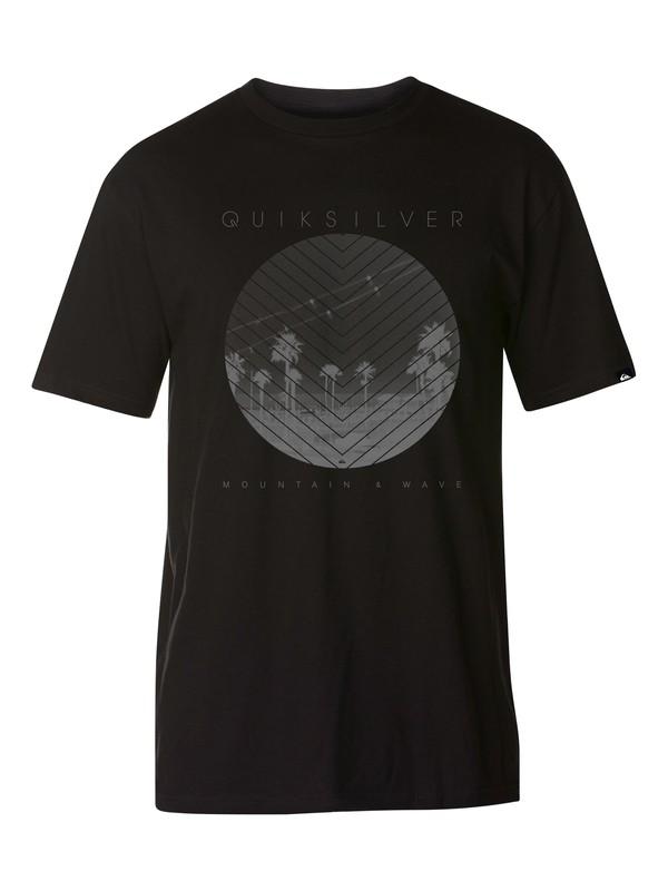 0 Team Spirit Slim Fit T-Shirt  AQYZT03035 Quiksilver