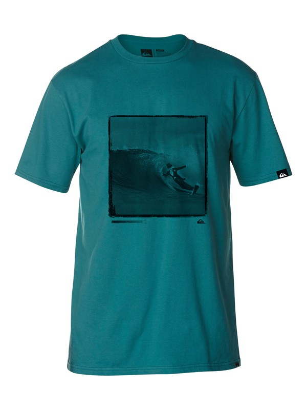0 Top Hat Slim Fit T-Shirt  AQYZT03036 Quiksilver