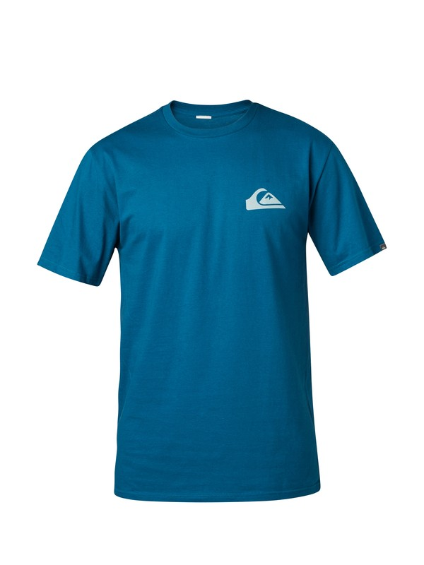 0 One Wave Slim Fit T-Shirt  AQYZT03039 Quiksilver