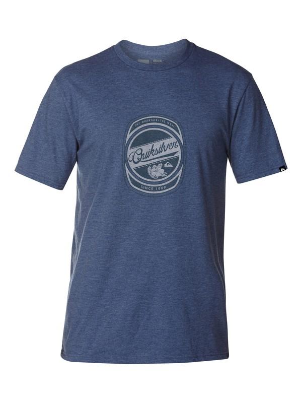0 Columbia Slim Fit T-Shirt  AQYZT03040 Quiksilver