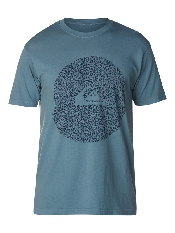 0 Original Dot Slim Fit T-Shirt  AQYZT03051 Quiksilver