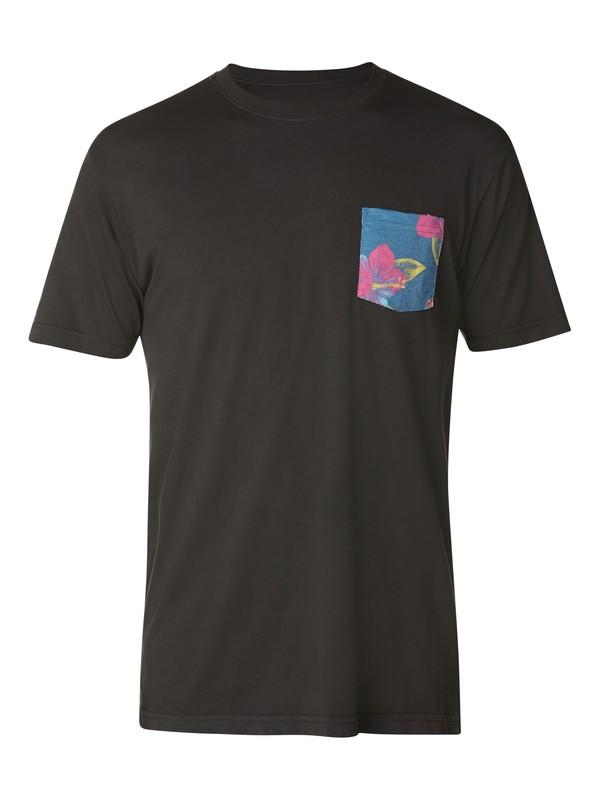 0 Original Pocket Slim Fit T-Shirt  AQYZT03061 Quiksilver
