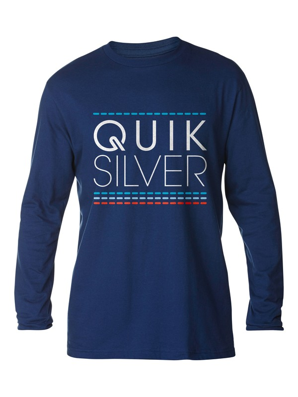 0 Run BMC Long Sleeve T-Shirt  AQYZT03081 Quiksilver