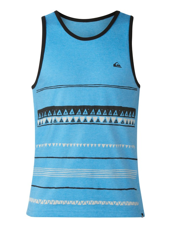 0 Ring Leader Slim Fit Tank  AQYZT03086 Quiksilver