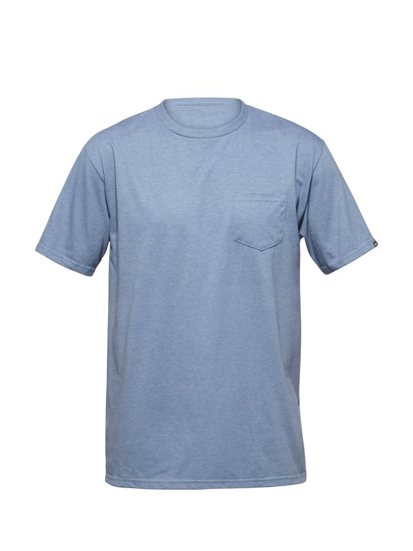 0 Everyday Premium Pocket Slim Fit T-Shirt  AQYZT03089 Quiksilver