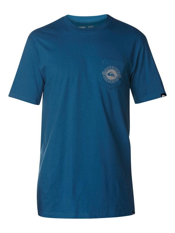 0 Squadron Slim Fit T-Shirt  AQYZT03092 Quiksilver