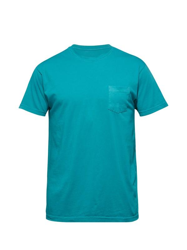 0 Everyday Pocket Slim Fit T-Shirt  AQYZT03095 Quiksilver