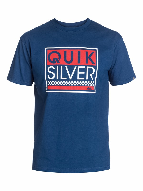 0 Blockhead T-Shirt  AQYZT03100 Quiksilver