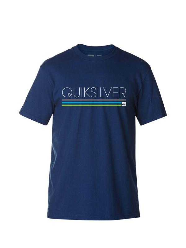 0 Slim Stack T-Shirt  AQYZT03101 Quiksilver