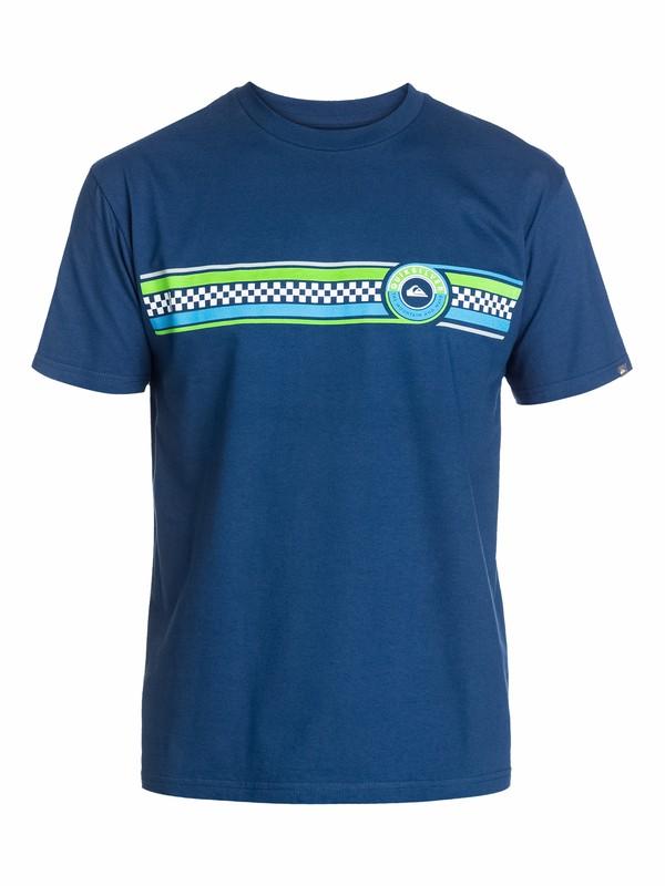 0 Cog T-Shirt  AQYZT03102 Quiksilver