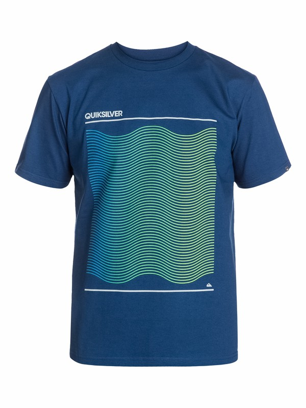 0 Find Your Wave T-Shirt  AQYZT03109 Quiksilver