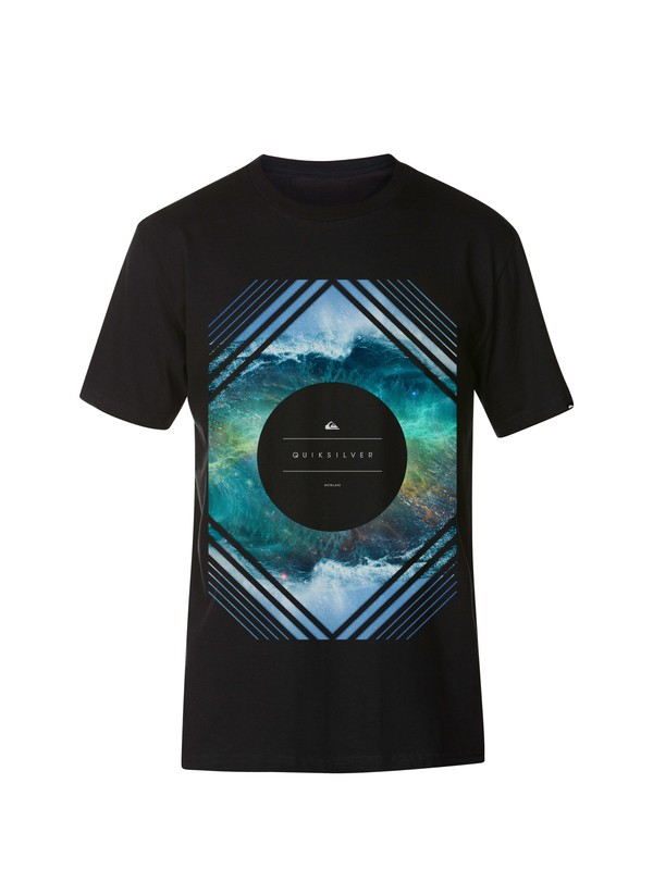 0 Magic Planet T-Shirt  AQYZT03110 Quiksilver