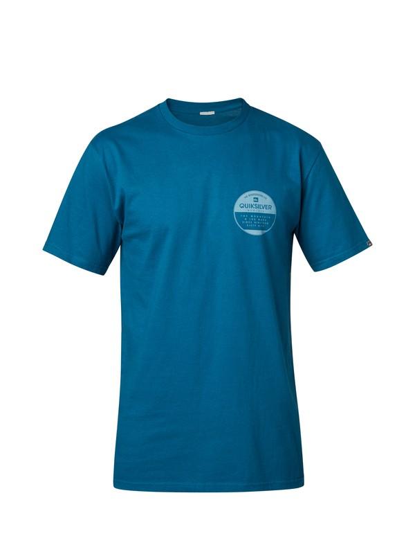 0 Delux Modern Fit T-Shirt  AQYZT03123 Quiksilver