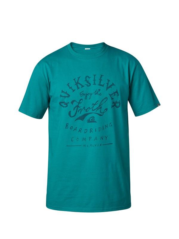 0 Froth Modern Fit T-Shirt  AQYZT03124 Quiksilver