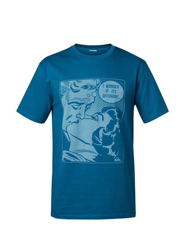 0 First Love Modern Fit T-Shirt  AQYZT03128 Quiksilver