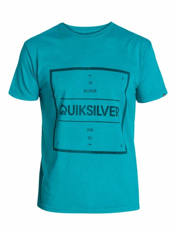 0 Obstruct Modern Fit T-Shirt  AQYZT03131 Quiksilver
