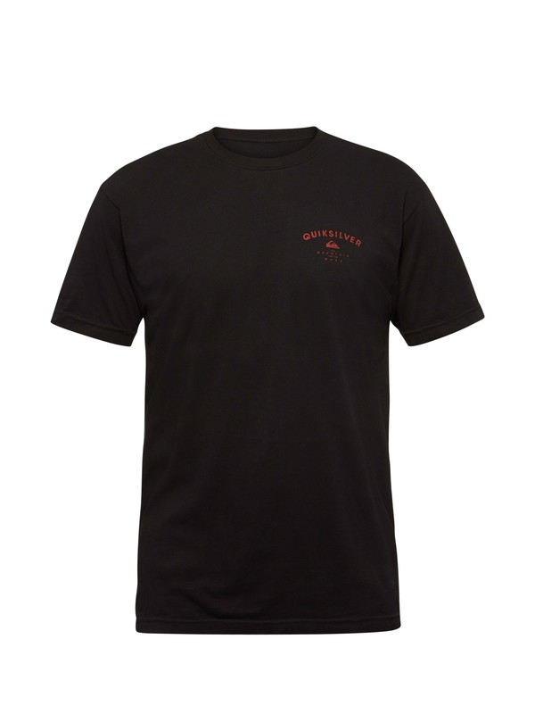 0 Royal Modern Fit T-Shirt  AQYZT03132 Quiksilver