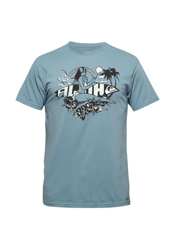 0 Miss Aloha Modern Fit T-Shirt  AQYZT03134 Quiksilver