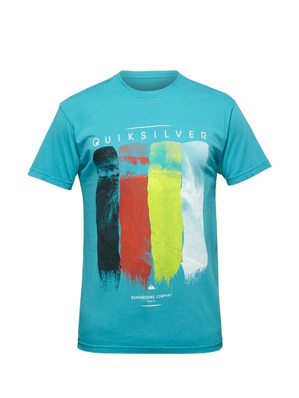 0 Bazza Modern Fit T-Shirt  AQYZT03137 Quiksilver