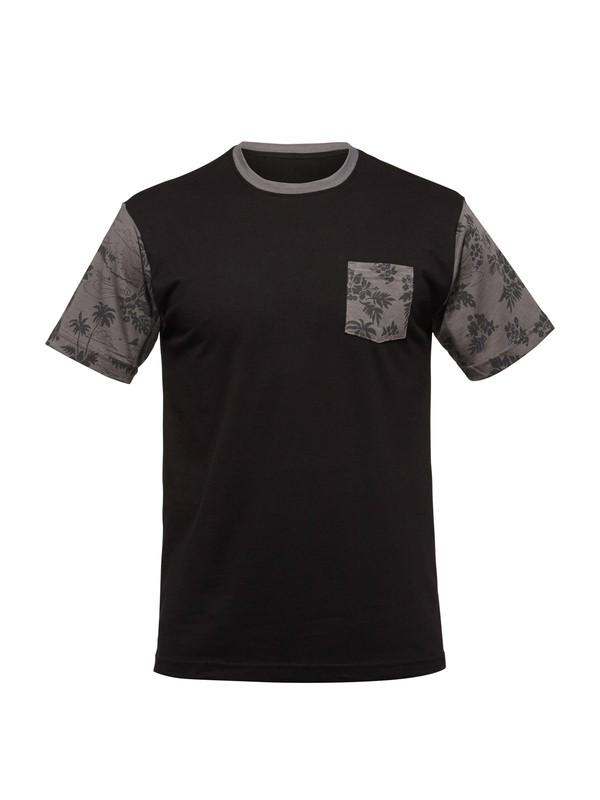 0 Capped Aloha Modern Fit T-Shirt  AQYZT03143 Quiksilver