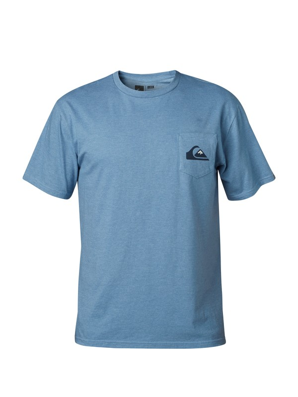 0 Small Wave Modern Fit T-Shirt  AQYZT03148 Quiksilver