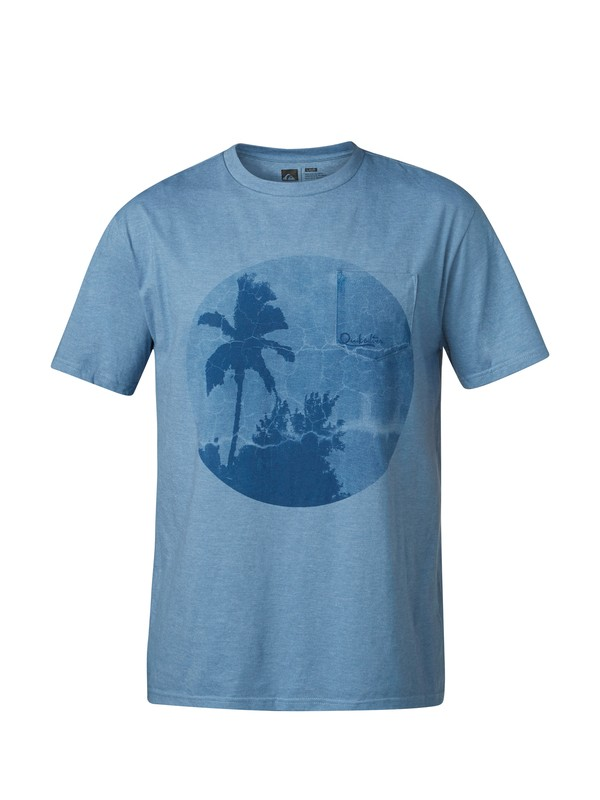 0 Tunnel Vision Modern Fit T-Shirt  AQYZT03149 Quiksilver