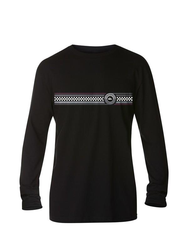 0 Cog Long Sleeve T-Shirt  AQYZT03151 Quiksilver
