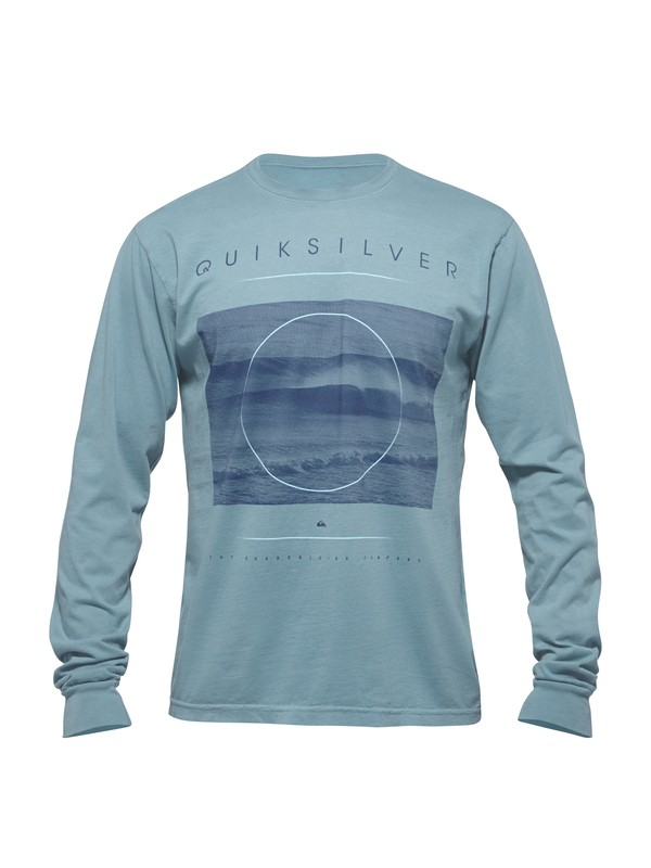 0 Focus Long Sleeve T-Shirt  AQYZT03156 Quiksilver