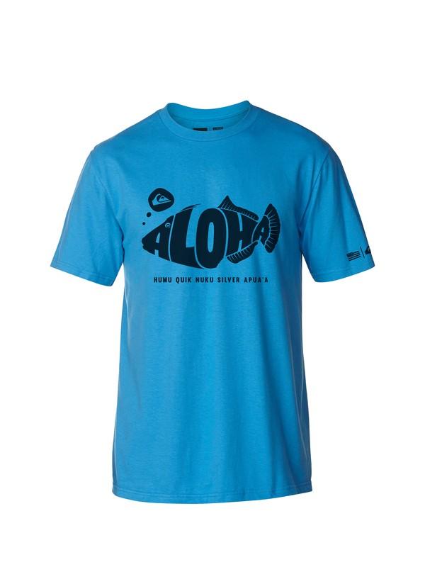 0 Humu T-Shirt  AQYZT03169 Quiksilver
