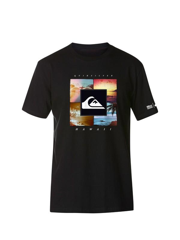 0 Reset T-Shirt  AQYZT03170 Quiksilver