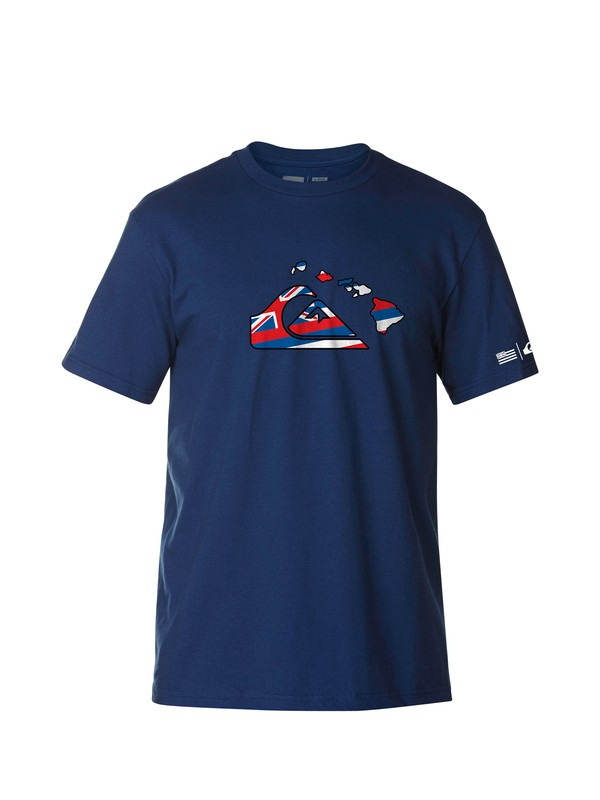 0 State of Aloha T-Shirt  AQYZT03173 Quiksilver