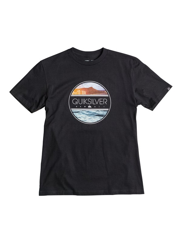 0 Vacation Time Tee  AQYZT03177 Quiksilver
