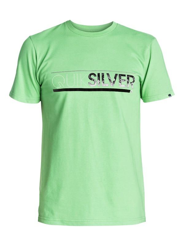 0 Single Player T-Shirt  AQYZT03184 Quiksilver