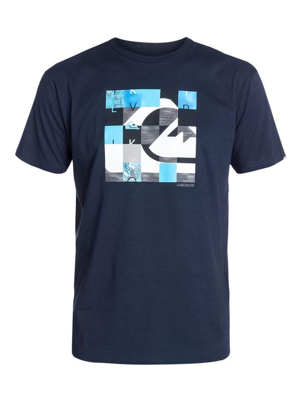 0 Chipped T-Shirt  AQYZT03185 Quiksilver