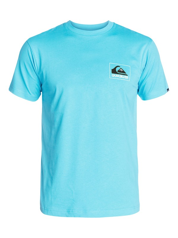0 The Box T-Shirt  AQYZT03194 Quiksilver