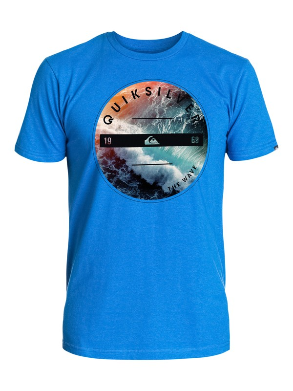 0 Being There T-Shirt  AQYZT03197 Quiksilver