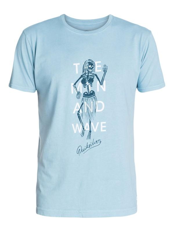 0 Single Ladies Modern Fit T-Shirt  AQYZT03219 Quiksilver