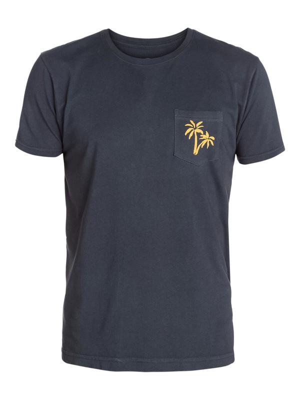 0 Delikatessen Modern Fit T-Shirt  AQYZT03230 Quiksilver