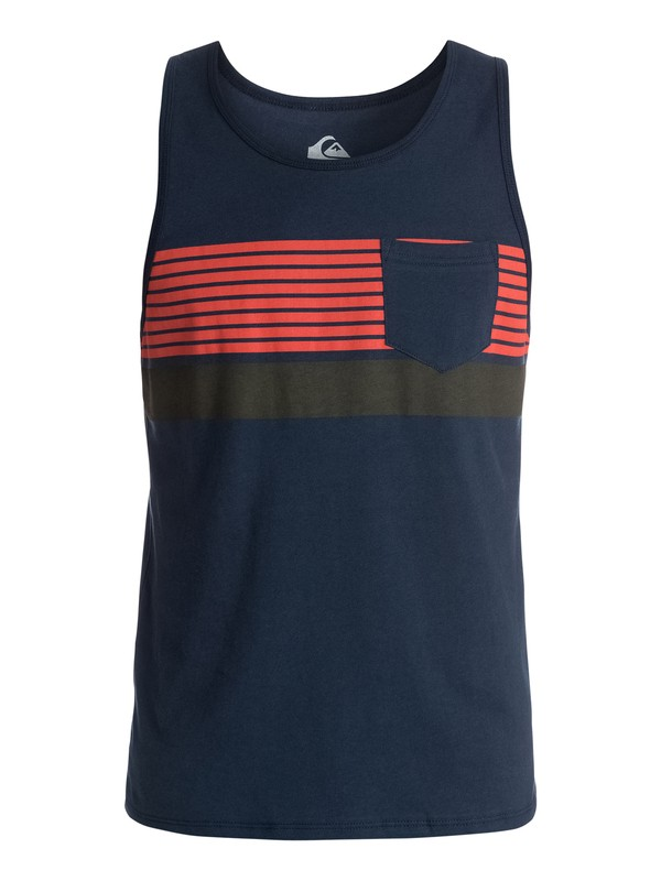 0 All In Modern Fit Tank  AQYZT03243 Quiksilver