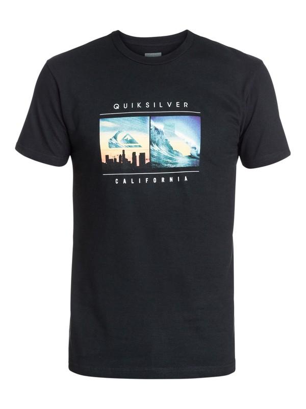 0 Lay Dayz Ca T-Shirt  AQYZT03270 Quiksilver
