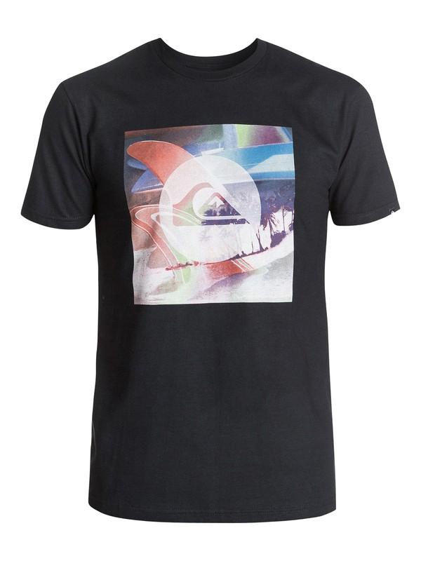 0 Foiled T-Shirt  AQYZT03318 Quiksilver