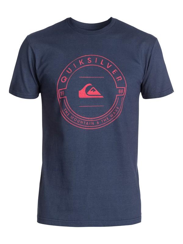 0 Clever Trevor T-Shirt  AQYZT03320 Quiksilver