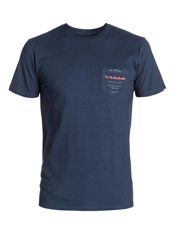 0 Evolve T-Shirt  AQYZT03325 Quiksilver