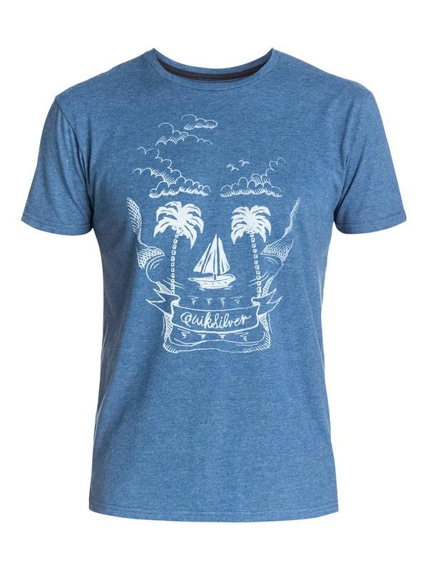 0 Skull Island T-Shirt  AQYZT03328 Quiksilver