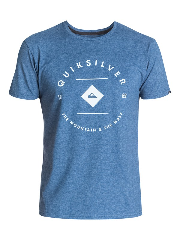 0 Strike T-Shirt  AQYZT03329 Quiksilver