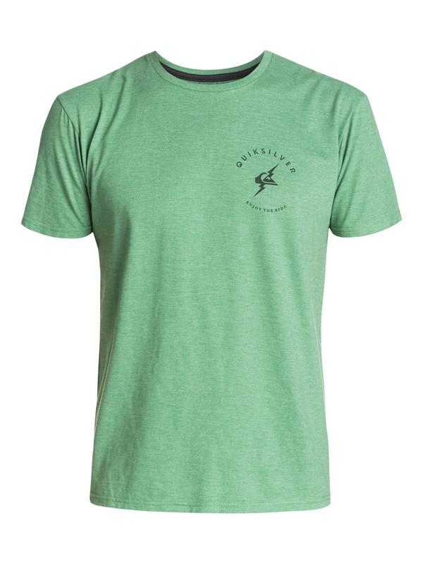 0 Flash T-Shirt  AQYZT03330 Quiksilver