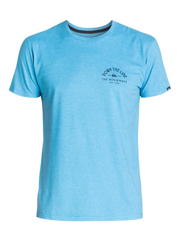 0 Hiker T-Shirt  AQYZT03331 Quiksilver