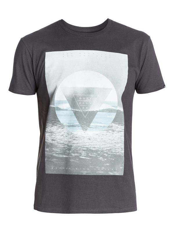 0 The Bomb T-Shirt  AQYZT03337 Quiksilver