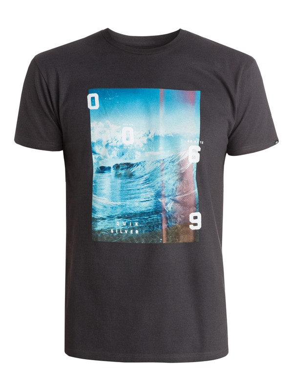 0 Mw Mix Up Modern Fit Tee  AQYZT03440 Quiksilver